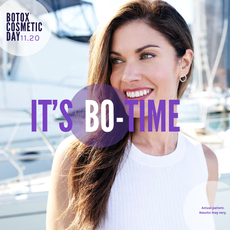 National Botox Cosmetics Day 2019