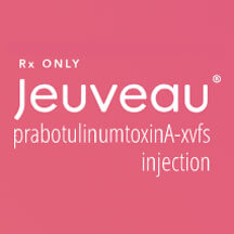 Jeuveau - injectable botulinum toxin