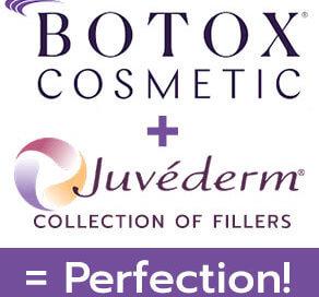Spring 2021 Special - Juvederm filler + Botox - $639