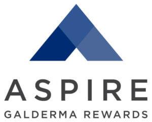 Aspire Galderma Rewards program